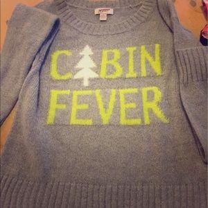 Sweaters - Junior girls size medium sweater